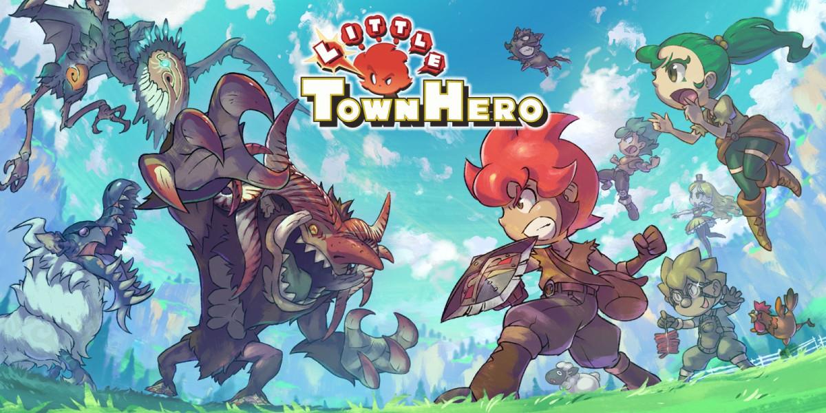 Новый трейлер Little Town Hero