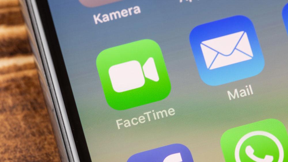 Как совершать групповые звонки FaceTime