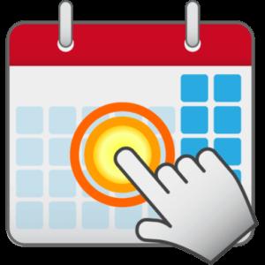 сенсорный календарь логотип