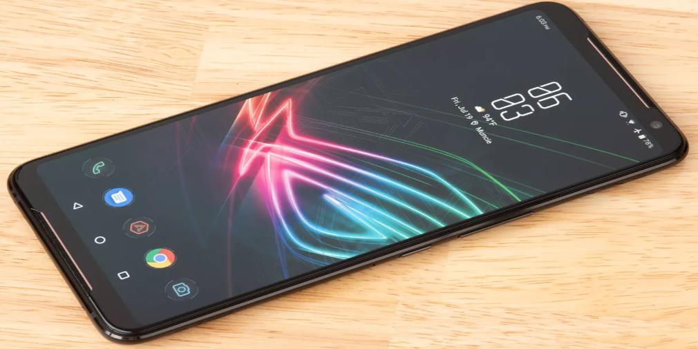 ASUS ROG Phone II - новый король мобильных игр для Android 2