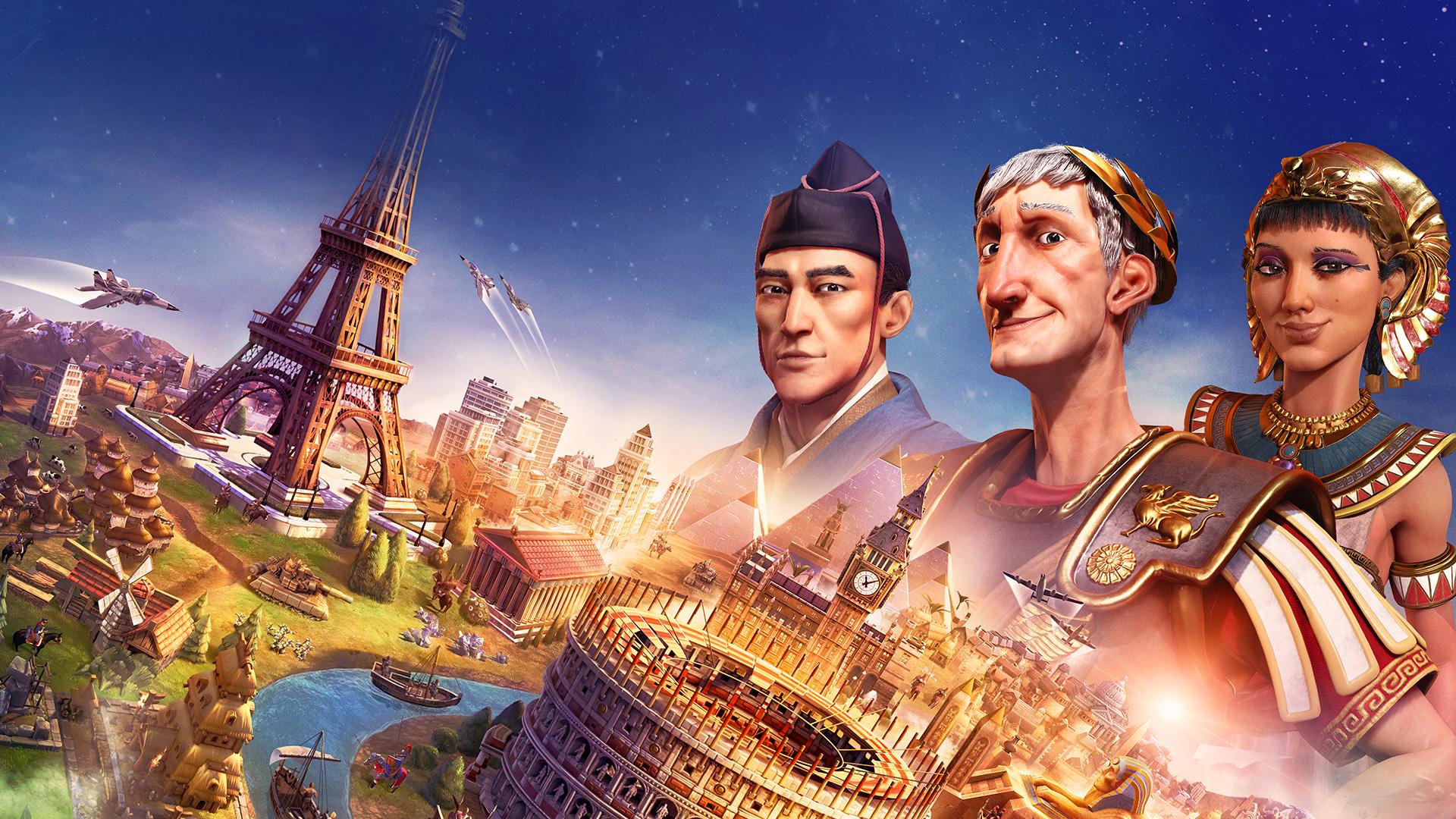 Цивилизация 6 анонсирована для PS4, релиз 4 ноября