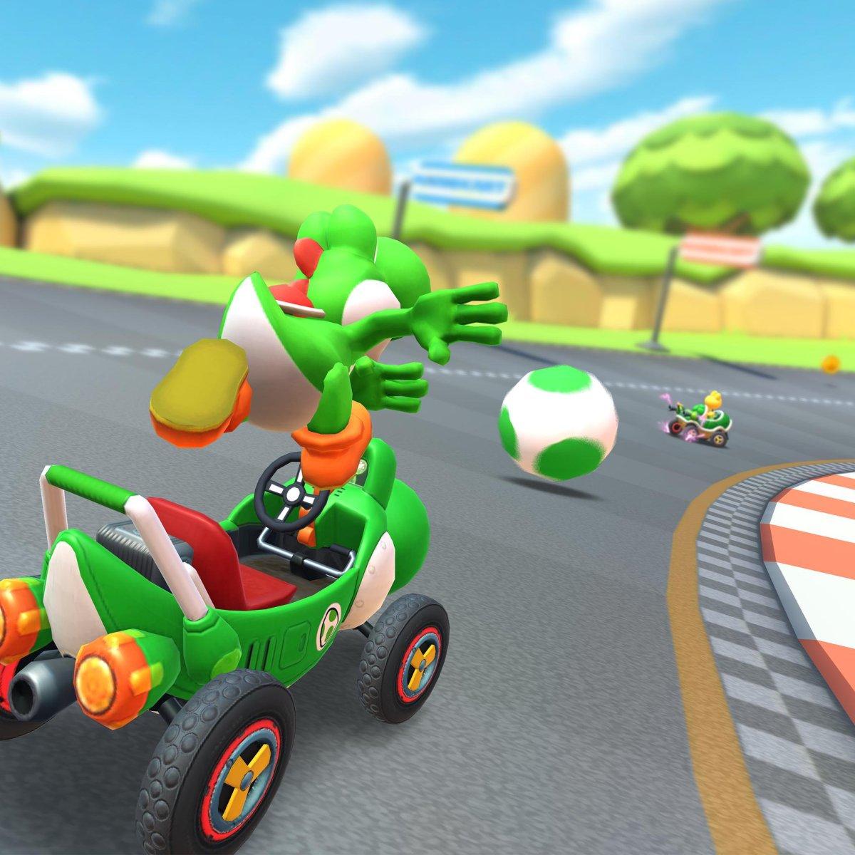 Sensor Tower: Mario Kart Tour - «бесплатное приложение для iPhone №1 на 58 рынках, включая США и Японию»