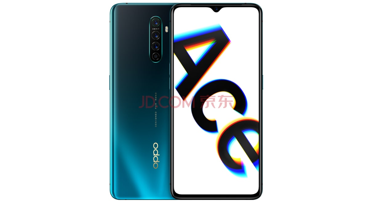 Oppo Reno Ace Up for Reservation Ahead of Launch, Official Renders Revealed
