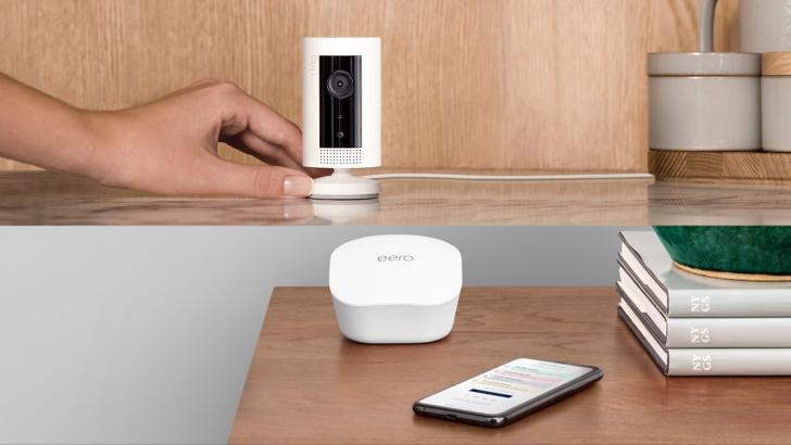 AmazonEero и Ring запускают новую сетевую станцию Wi-Fi, камеры безопасности по невероятным ценам