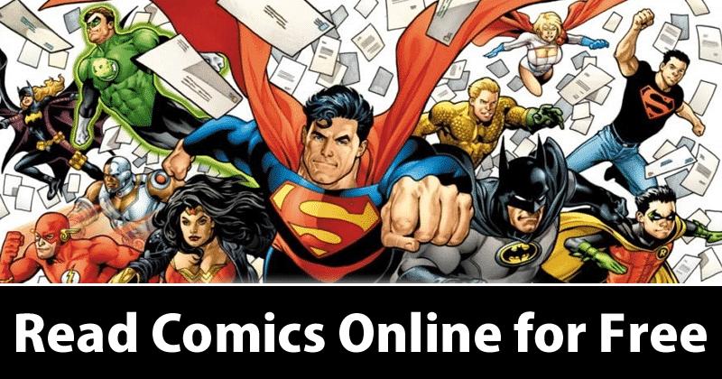 топ сайтов комиксов