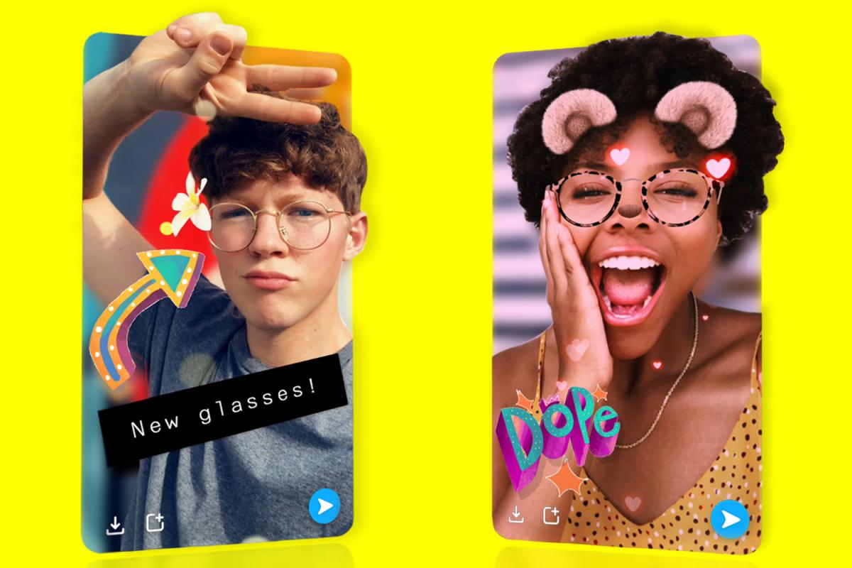 Snapchat добавляет жутко реалистичные 3D-селфи, которые меняются при перемещении телефона - как это сделать
