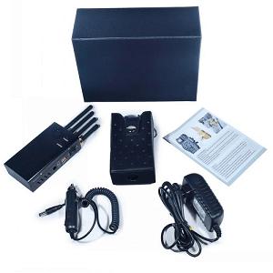 Блокатор сотового телефона 4G LTE 3G с охлаждающим вентилятором