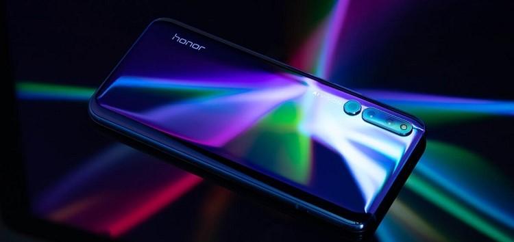 Honor 20, 20 Pro, V20 и Magic 2 - первая тестовая сборка Android 10 (Magic UI 3.0)