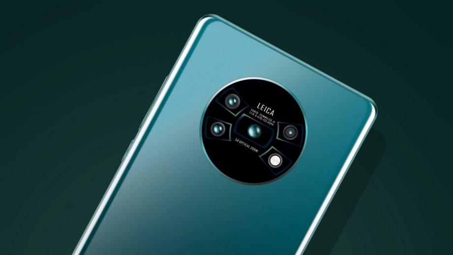 Huawei Mate 30 Pro возглавляет список лучших камерофонов 2019 года