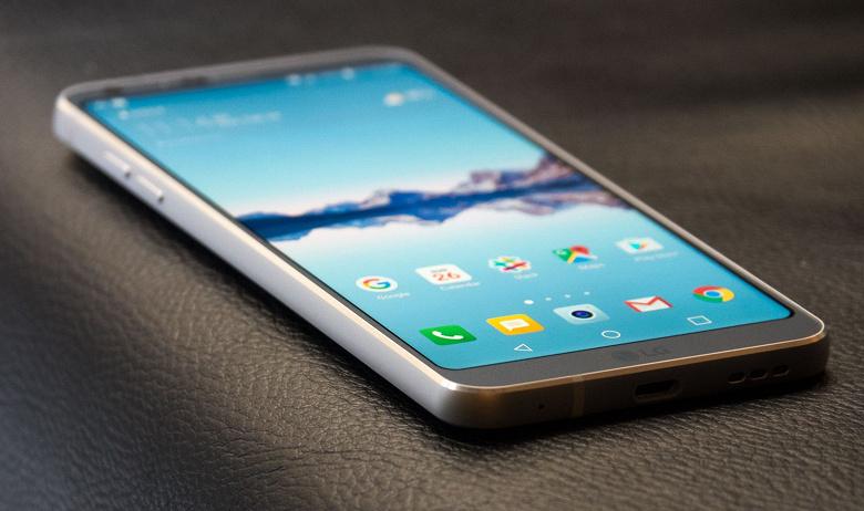 LG G6 начала 2017 года обновляется до Android Pie