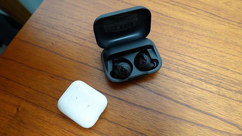 Amazon Echo Buds, беспроводные наушники с шумоподавлением и портом micro-USB