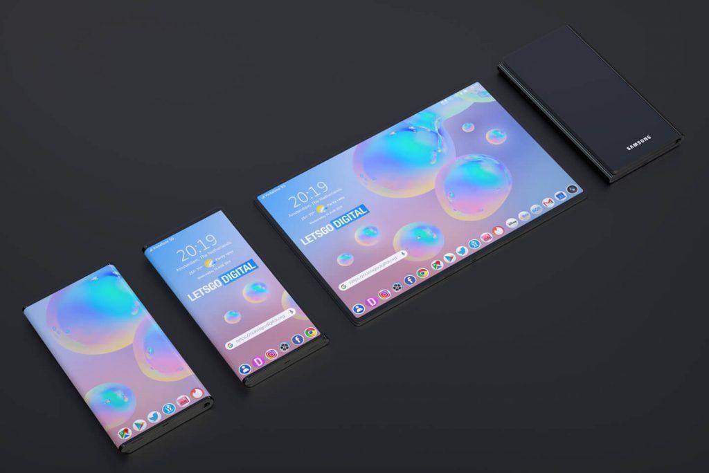 Следующий складной смартфон Samsung достигнет всех рынков