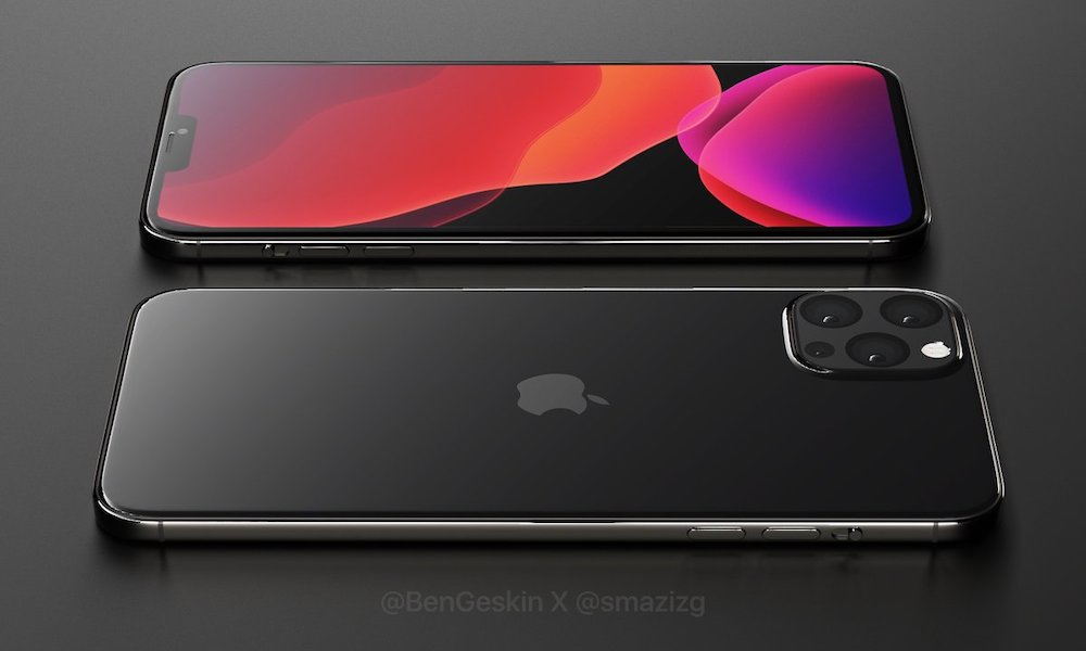2020 Iphone Concept