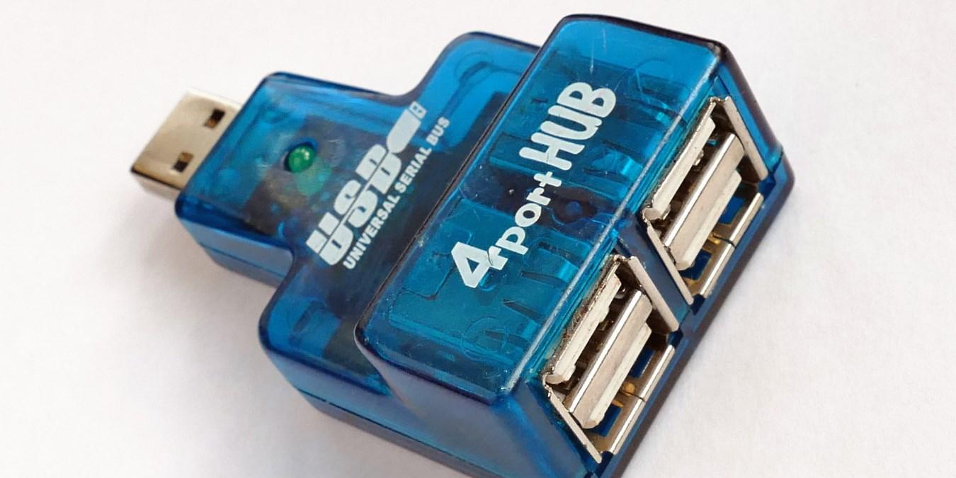 4 вещи, которые нужно искать при покупке USB Hub