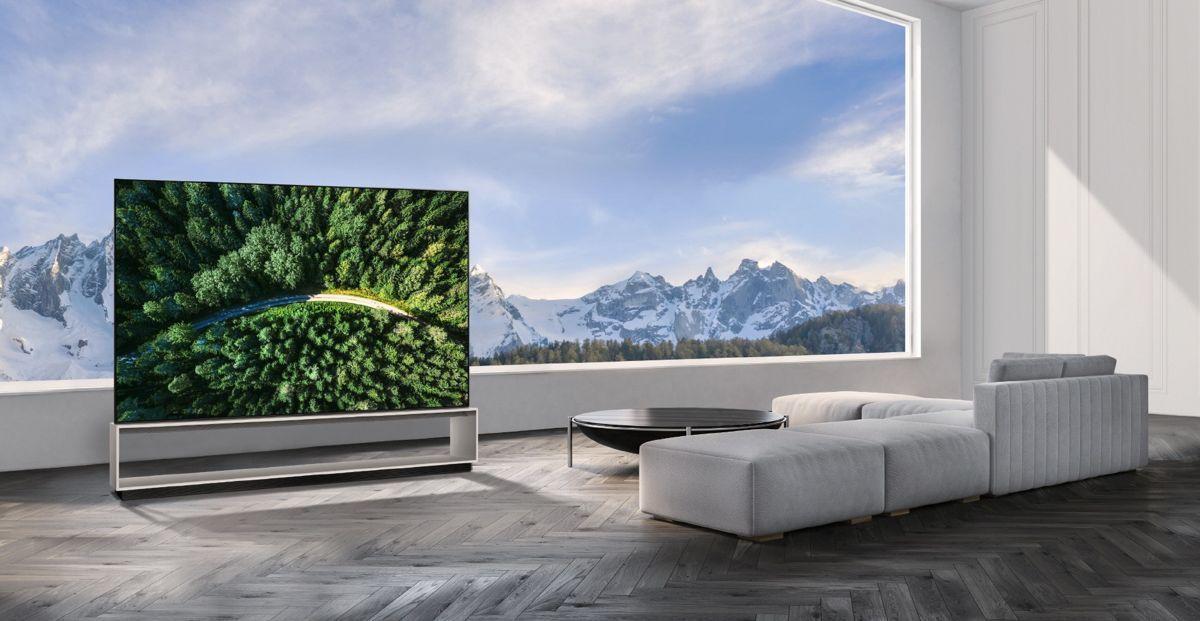 88-дюймовый 8-дюймовый OLED-телевизор LG теперь можно приобрести, если у вас есть запасные $ 42 000
