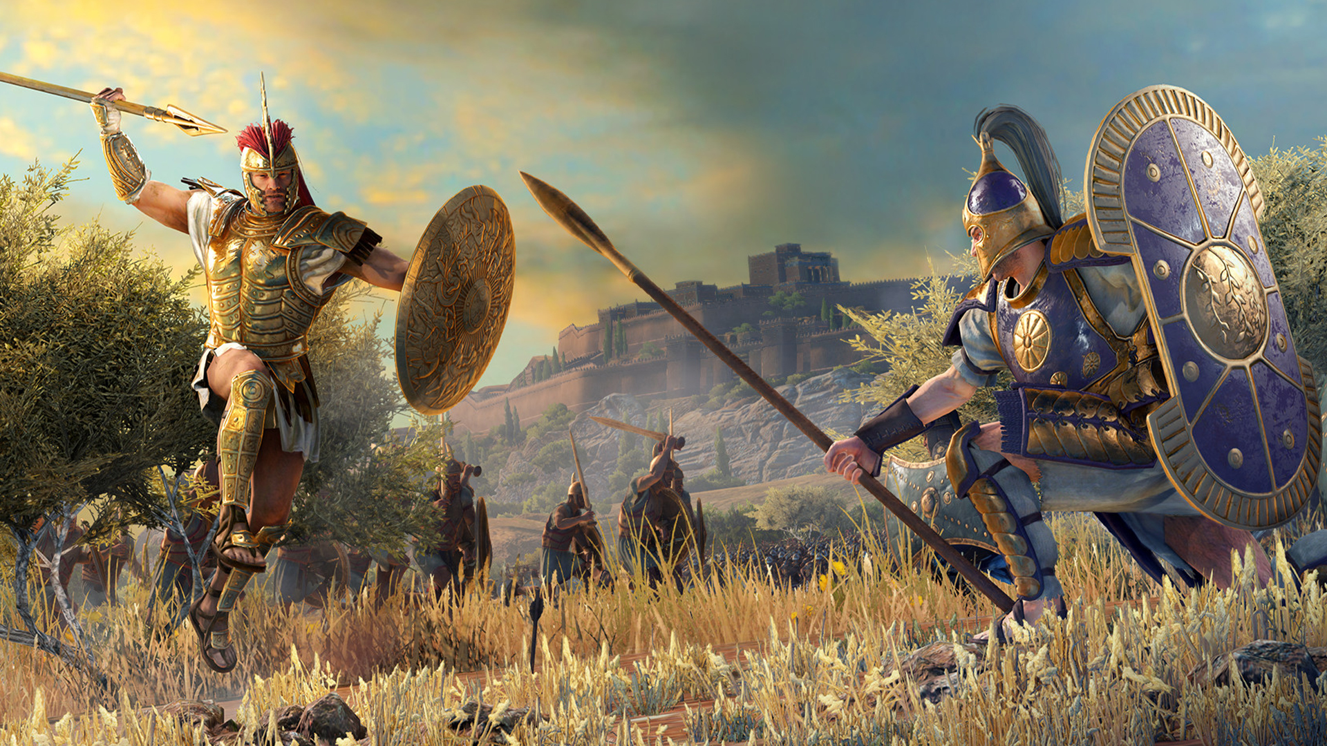 A Total War Saga: Трой намекает на то, что замышляет ваш соперник по эндшпилю