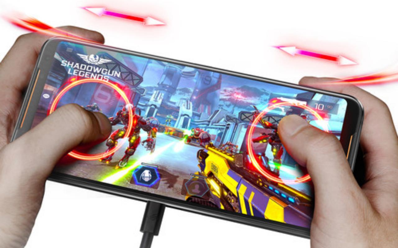 ASUS ROG Phone 2 поступит по предварительному заказу в США