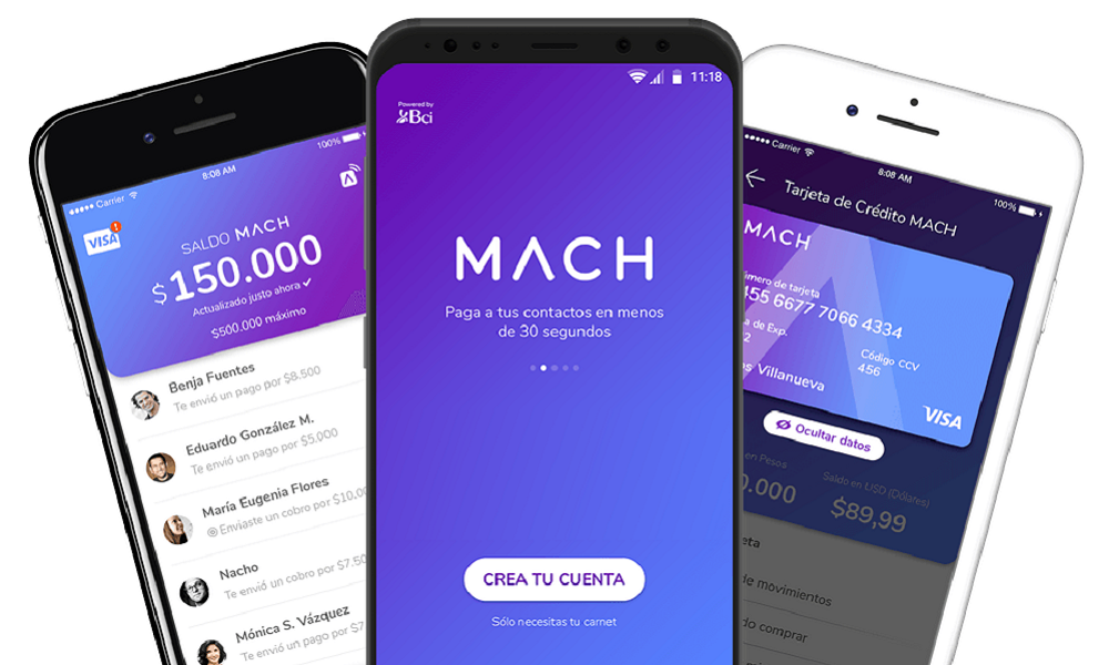 [Actualizado] С сегодняшнего дня Webpay принимает платежи через MACH