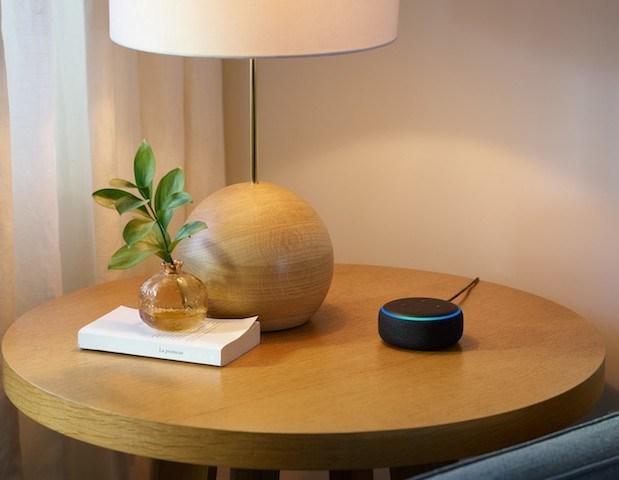 Amazon Беспроводные наушники с функцией отслеживания Alexa и Fitness могут быть в работе