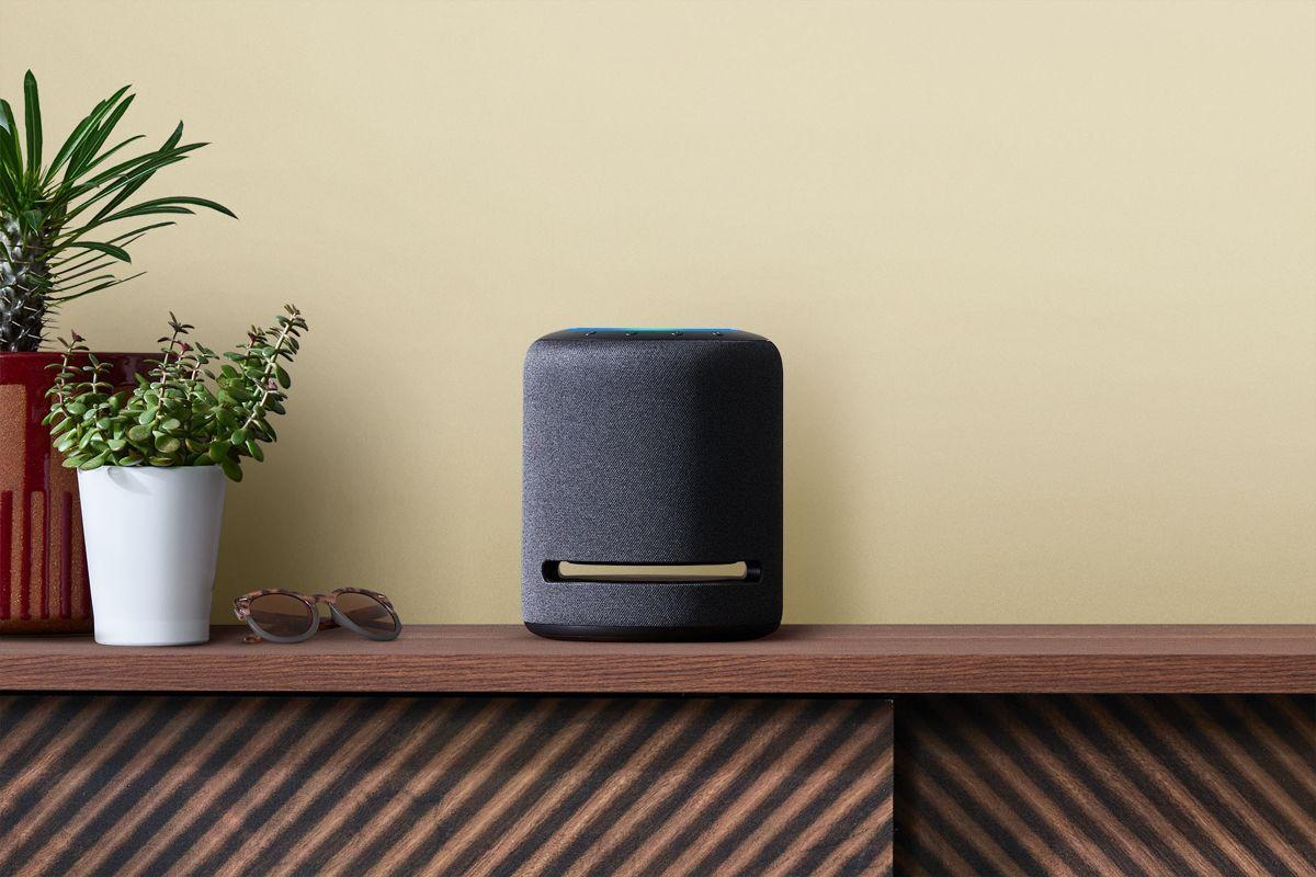 Amazon Захватывает рынок элитных колонок с Echo Studio