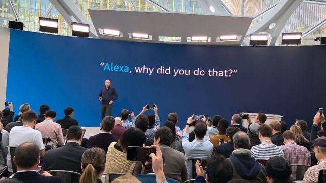 10 Amazon Hardware Event 2019 - Alexa