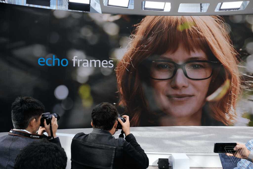 Amazon  Аппаратное событие 2019 - Echo Frames
