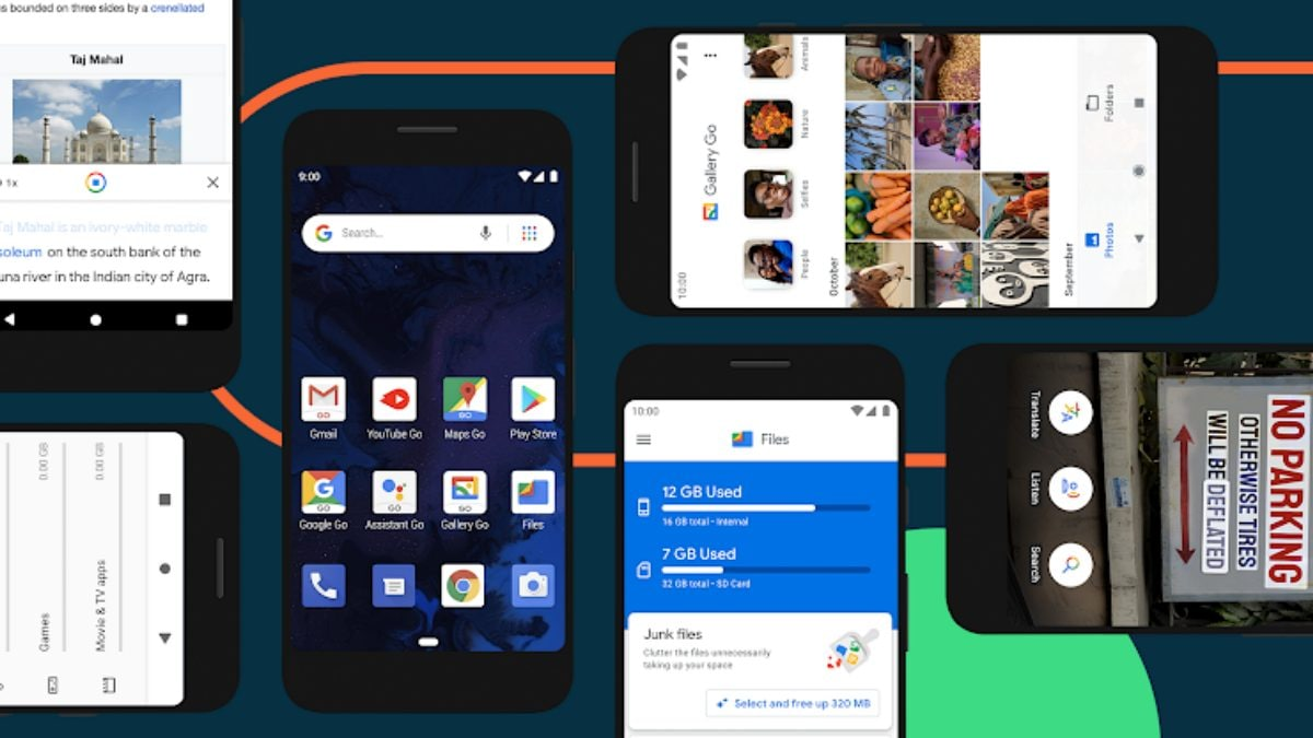 Android 10 (Go Edition) With Faster Interface, Higher Security Announced, Launching in Phones This Fall