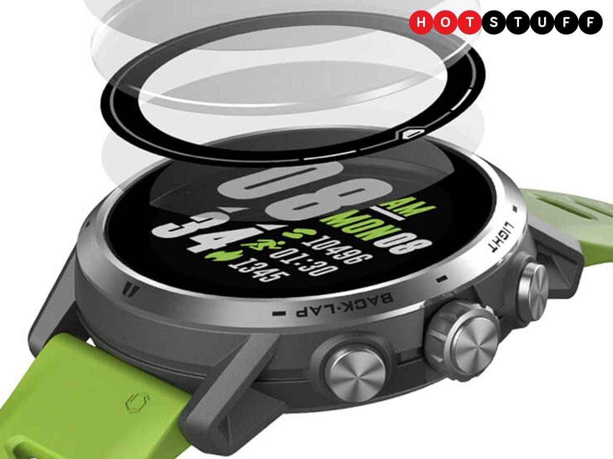 Apex Pro - это первые в мире мультиспортивные умные часы с сенсорным экраном от Coros.