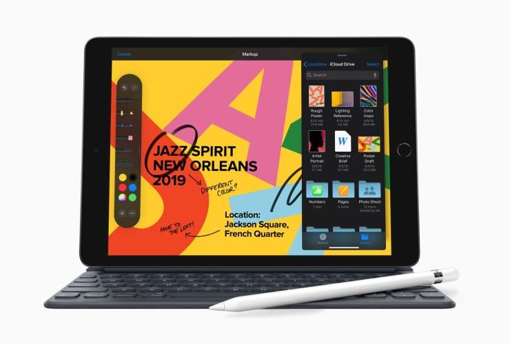 Apple  клавиатура iPad 7