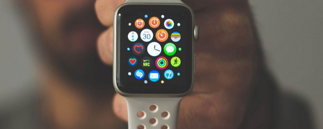 Apple Watch 2 и 3: часть бесплатной смены дисплея