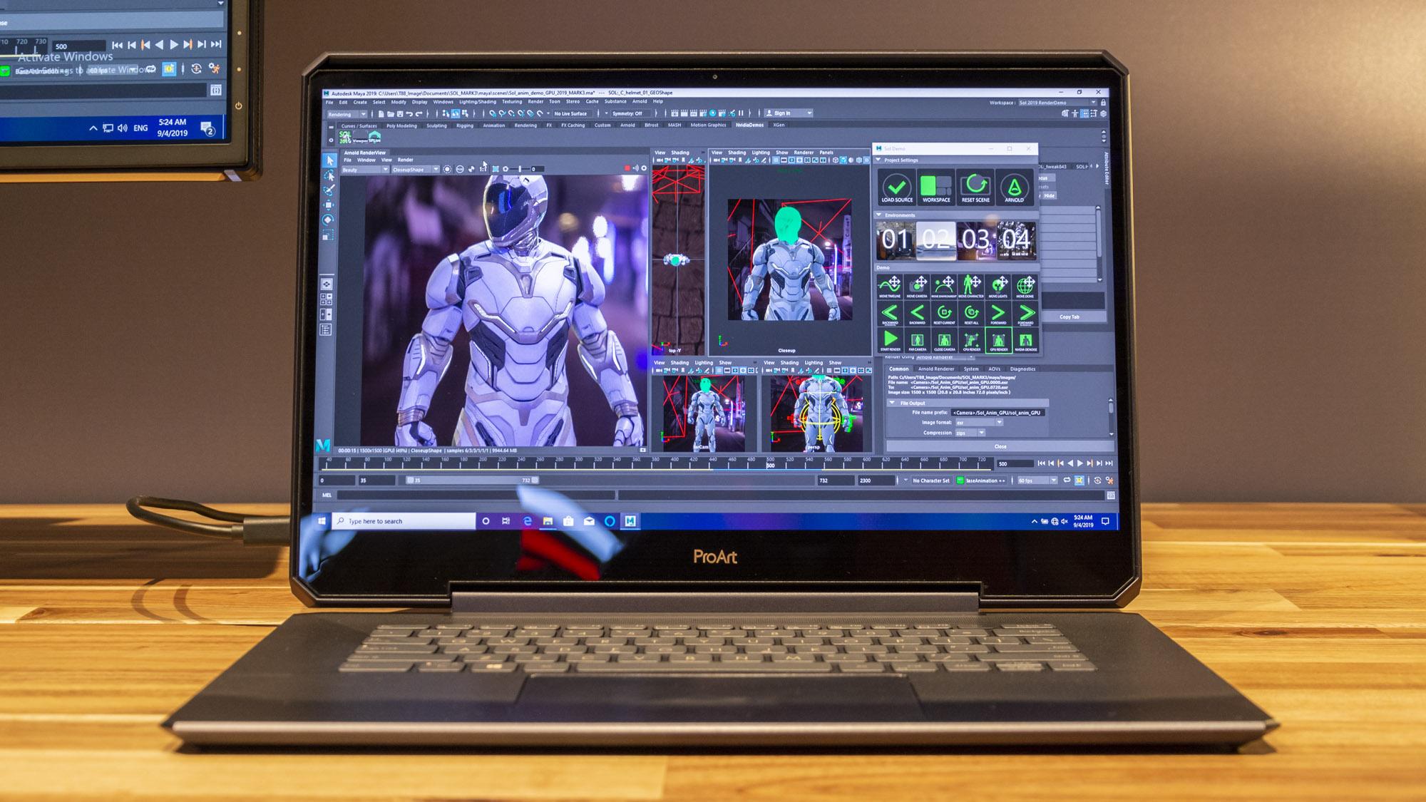 Asus ProArt StudioBook One практический обзор: самый мощный ноутбук в мире, представленный на IFA 2019?