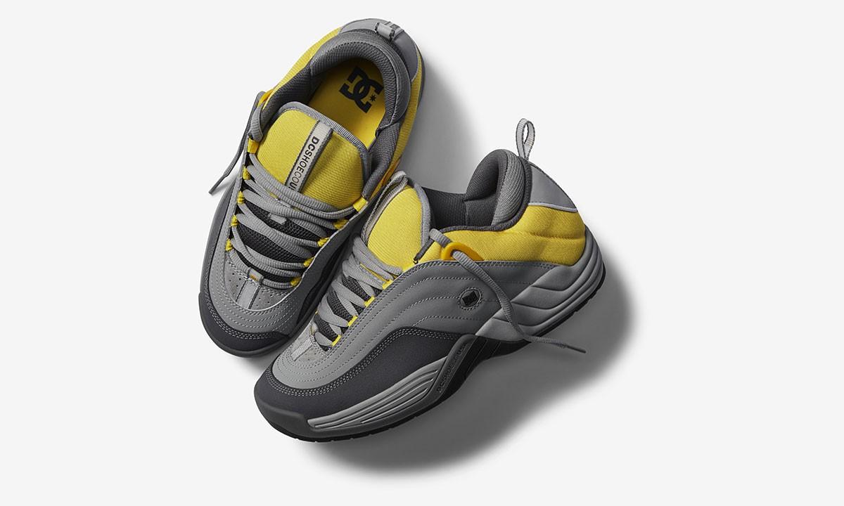 DC Shoes повторно выпускает обувь Stevie Williams OG Skate