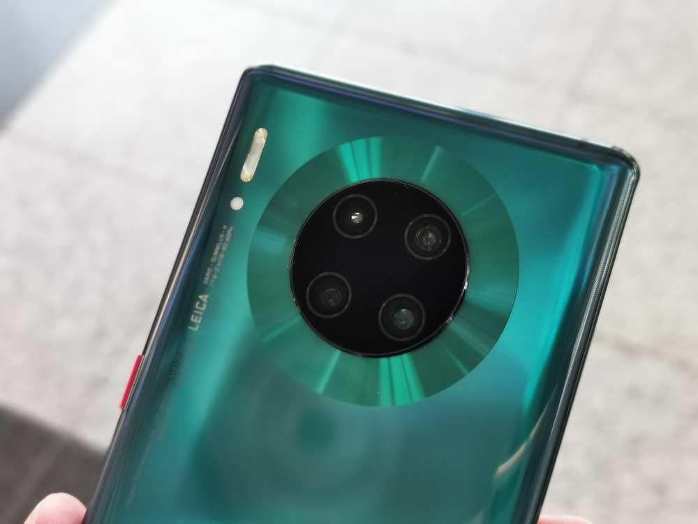 DxOMark оценивает камеру Huawei Mate 30 Pro как одну из лучших