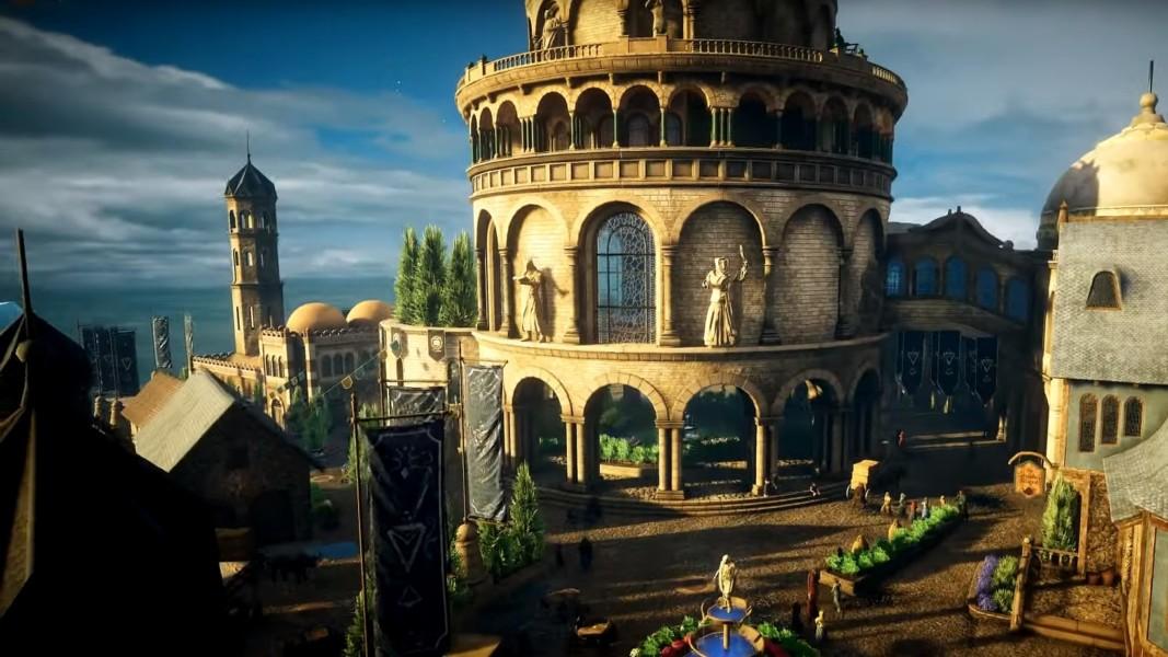 Eastshade выходит на PlayStation 4 и Xbox One в следующем месяце и получает расширенный трейлер