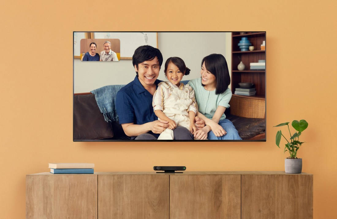 Facebook Представила портал Portal TV за 149 долларов