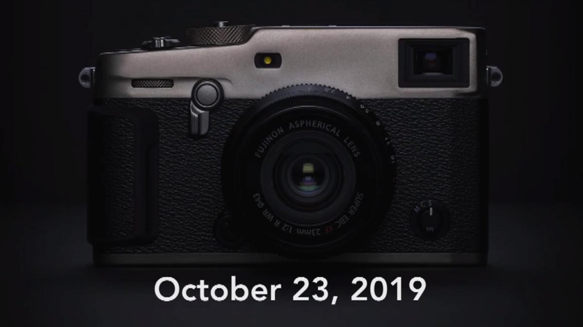 Fuji X-Pro3 подтвержден, с «скрытым» ЖК-дисплеем и переработанным EVF