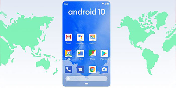 Android 10 Go Edition