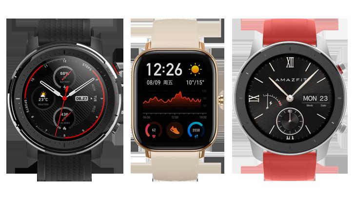 Huami представляет свои новые Amazfit GTS и Amazfit Sport Watch 3 на IFA 2019, прогнозируя его международный запуск в ближайшее время