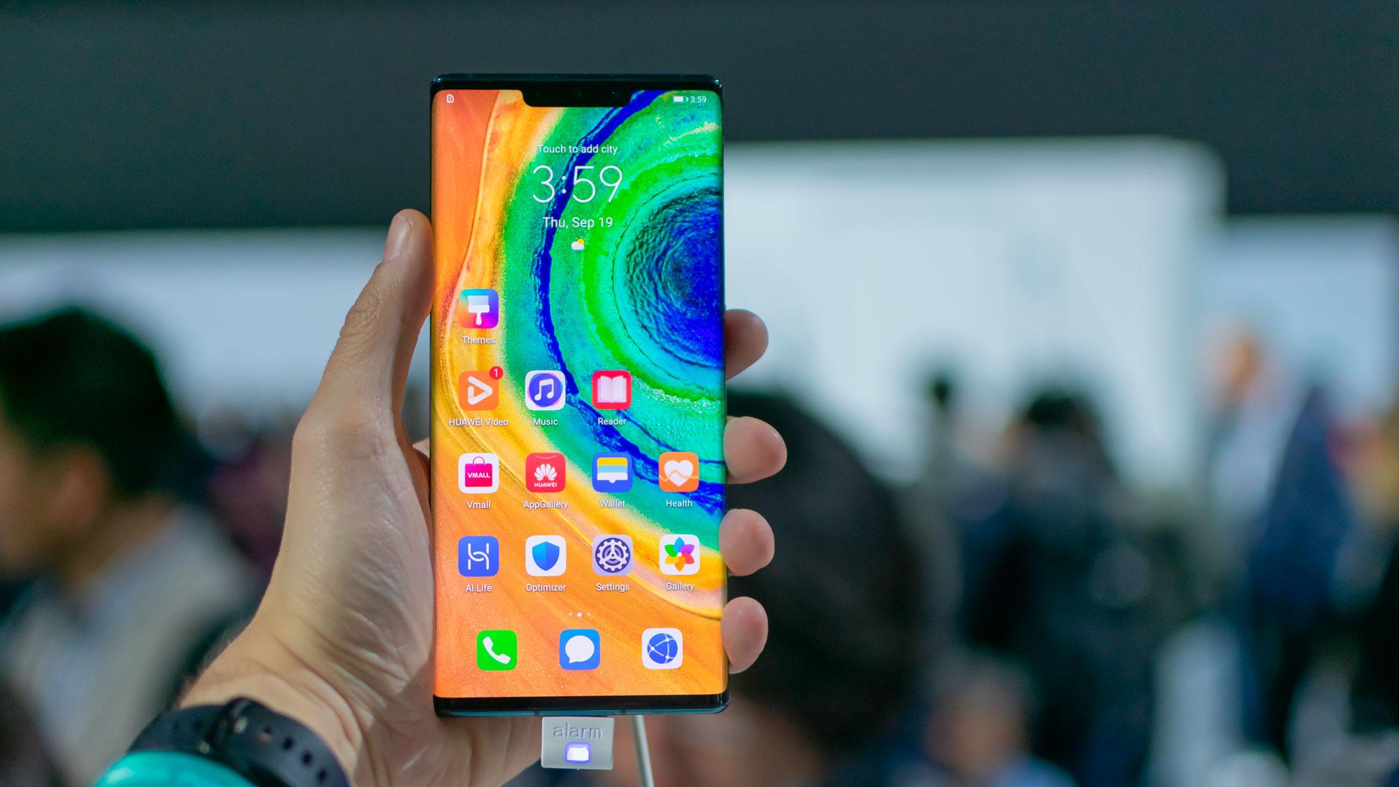 Huawei Mate 30 объявил: вот что мы знаем до сих пор