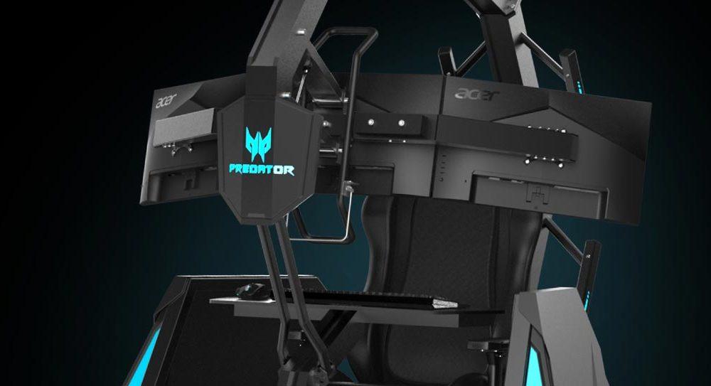[IFA 2019] Acer Predator Thronos Air - ваш идеальный игровой стул… с дорогим ценником