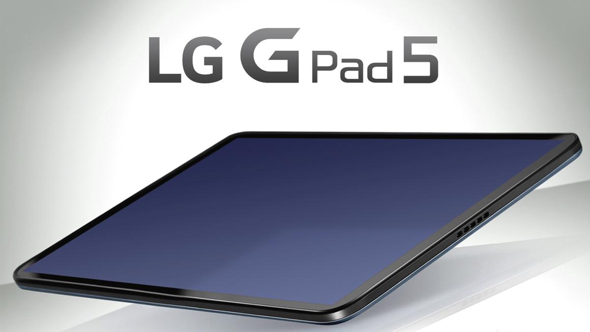 LG G Pad 5 планшет с 10,1-дюймовым экраном, чтобы иметь цену среднего уровня 1