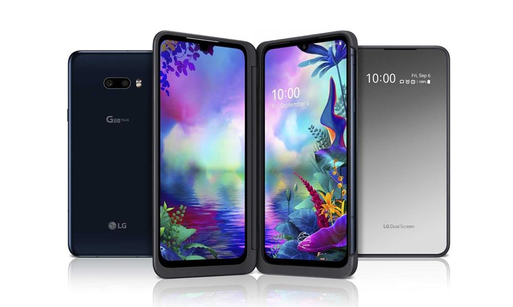 LG G8X SlimQ