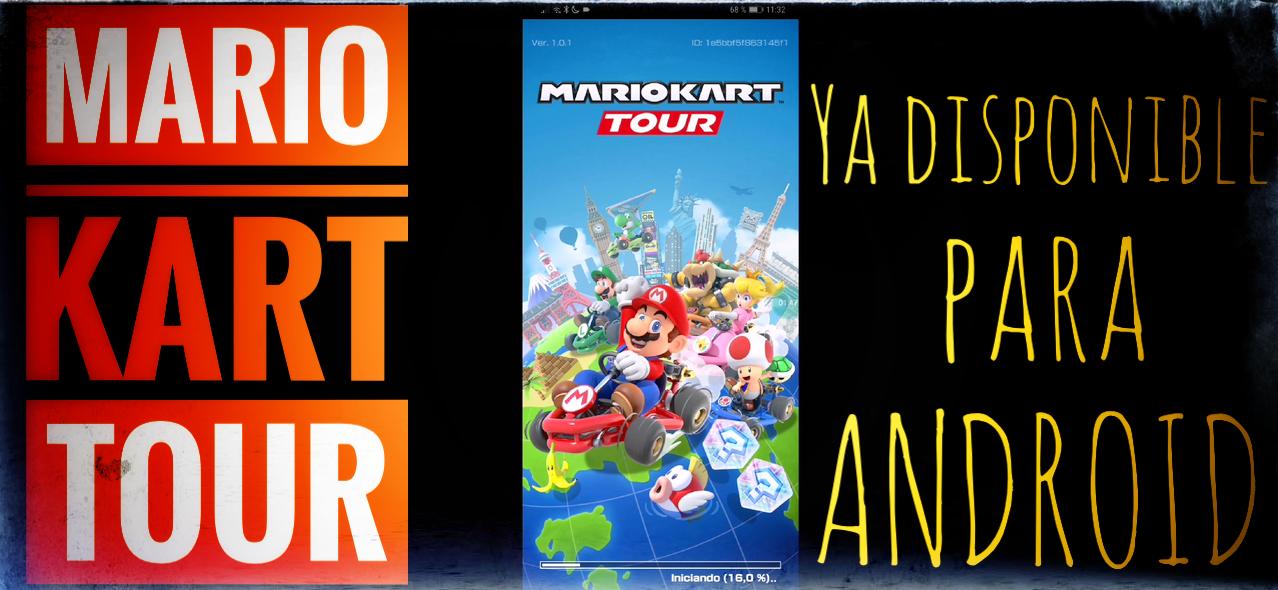 Mario Kart Tour теперь доступен в магазине Play