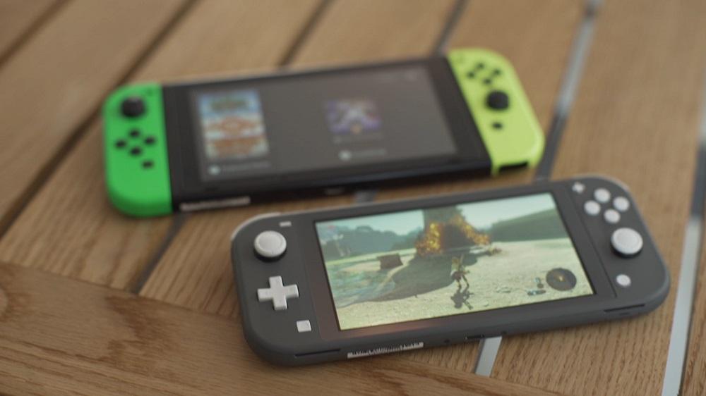 Nintendo Switch Lite, как сообщается, страдает от дрифтинга Joy-Con