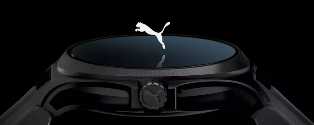 Puma представляет первые умные часы с Wear OS