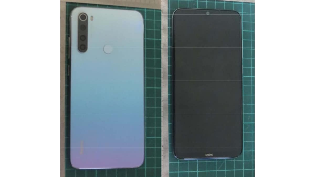 Redmi 8, Redmi 8A Allegedly Spotted on Thailand NBTC Certification Site, Launch Appears Imminent