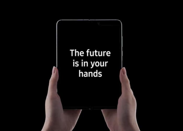 Galaxy Fold: Samsung explica en vídeo como cuidar su móvil plegable