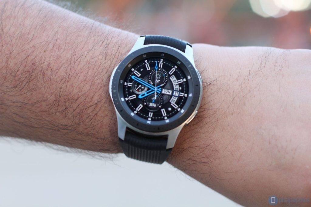 Samsung Galaxy Часы получают небольшое обновление, которое улучшает производительность с Samsung Health