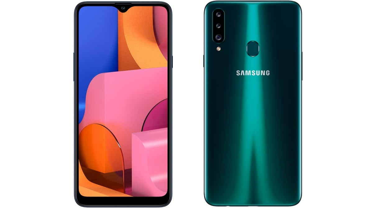 Samsung Galaxy A20s With Triple Rear Cameras, 4,000mAh Battery Launched: Price, Specifications