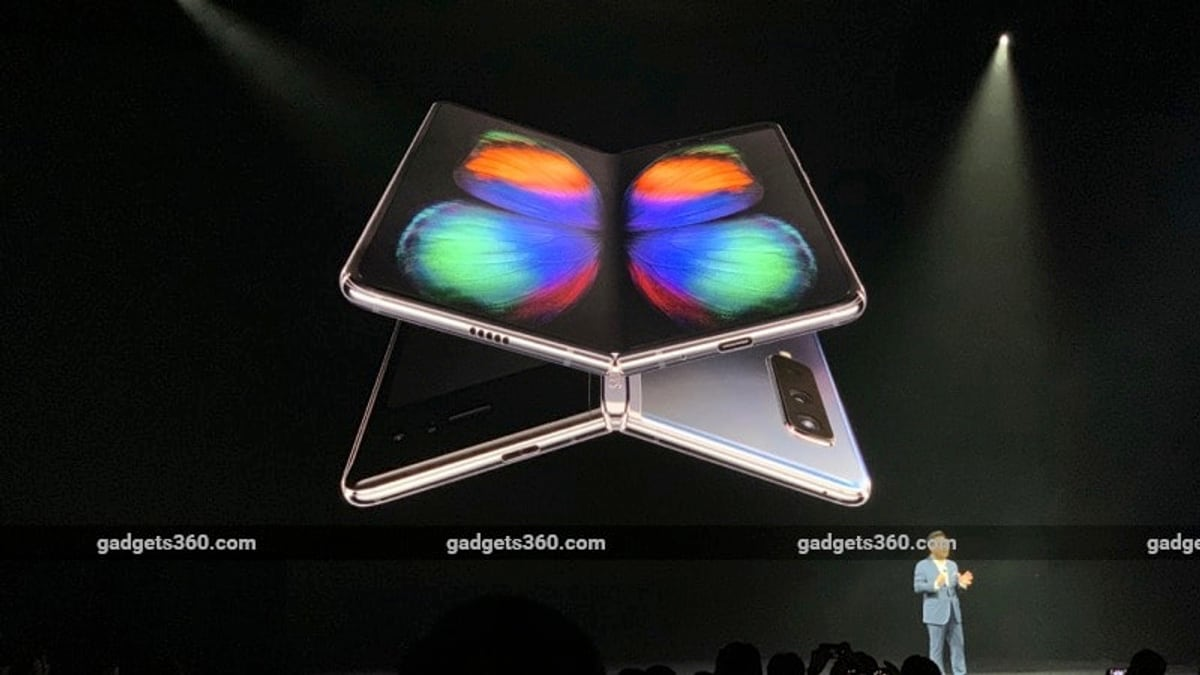 Samsung Galaxy Fold Said to Launch in India on October 1